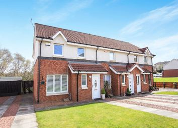 Thumbnail 3 bedroom end terrace house for sale in Freeneuk Lane, Cambuslang, Glasgow