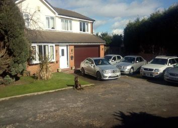 Thumbnail 5 bed detached house for sale in Derwent Drive, Chapeltown, Sheffield