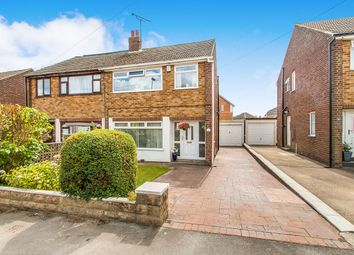 Thumbnail 3 bedroom semi-detached house for sale in Reedsdale Gardens, Gildersome, Morley, Leeds
