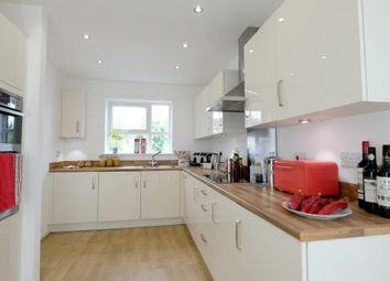 Thumbnail 4 bed semi-detached house to rent in Delaney Way, Salford