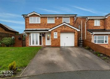 Thumbnail 5 bed detached house for sale in Kingsbury Court, Skelmersdale, Lancashire