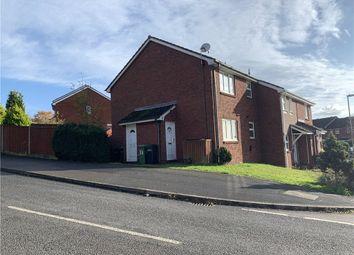 Thumbnail 1 bed semi-detached house for sale in Lionheart Way, Bursledon, Southampton