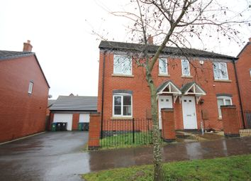 Thumbnail 2 bedroom semi-detached house to rent in Bainbridge Road, Smethwick