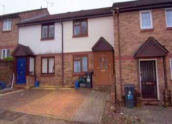 Thumbnail 2 bed terraced house to rent in Gronau Close, Honiton