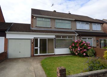 Thumbnail 3 bedroom semi-detached house to rent in Huckford Road, Winterbourne, Bristol