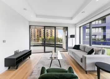 Thumbnail 2 bed flat to rent in Corson House, London City Island, London