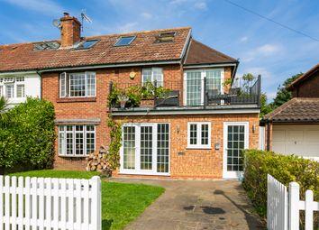Burnell Avenue, Ham, Richmond TW10. 4 bed semi-detached house for sale