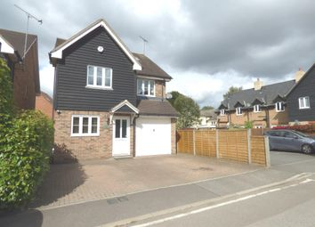 Thumbnail 5 bed detached house for sale in Marsh Lane, Stanstead Abbotts, Ware