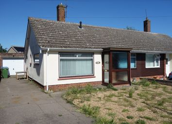 2 bed semi-detached bungalow for sale in Kennedy Avenue, Halesworth IP19