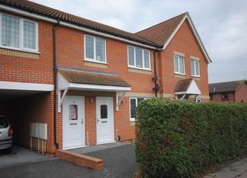 Thumbnail 2 bed maisonette for sale in Park View Crescent, Great Baddow, Chelmsford