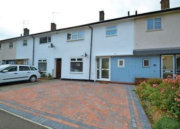 Thumbnail 3 bed terraced house for sale in Mark Hall Moors, Harlow