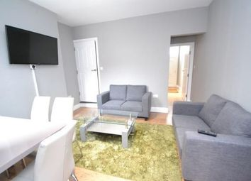 Thumbnail 4 bed terraced house to rent in King Street, Loughborough