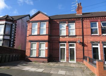 Thumbnail 1 bedroom property to rent in Willowbank Road, Tranmere, Birkenhead