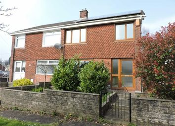 Thumbnail 3 bedroom semi-detached house for sale in Glyncollen Crescent, Ynysforgan, Swansea