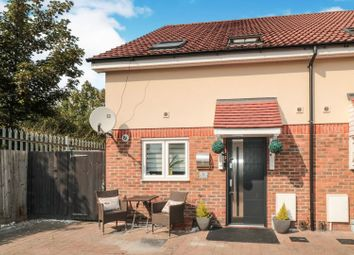 Thumbnail 3 bedroom end terrace house for sale in Cedrus Close, Broxbourne