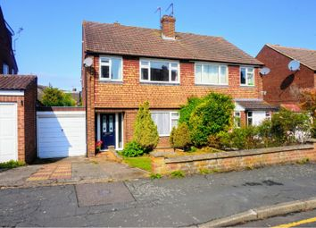 Thumbnail 3 bedroom semi-detached house for sale in Ediva Road, Meopham