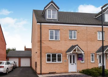 Thumbnail 4 bed semi-detached house for sale in Claybrookes Lane, Coventry