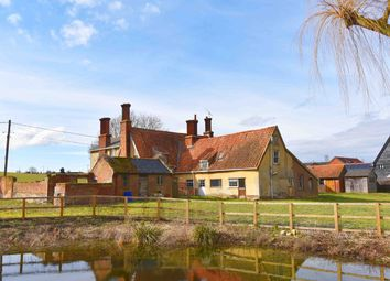 Thumbnail 6 bed detached house for sale in Great Finborough, Stowmarket, Suffolk