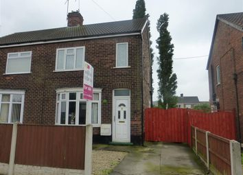 Thumbnail 2 bed semi-detached house for sale in Cromwell Avenue, Scunthorpe