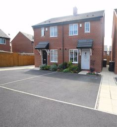 Thumbnail 3 bed semi-detached house for sale in Joyce Road, Whittingham, Preston