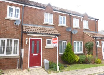 Thumbnail 2 bed terraced house for sale in Howards Way, Moulton Park, Northampton
