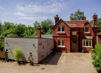 Thumbnail 4 bed semi-detached house for sale in Longparish, Andover, Hampshire