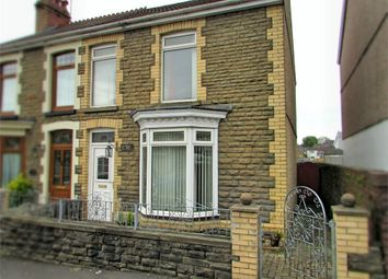 Thumbnail 3 bed semi-detached house for sale in 110 Dynevor Road, Skewen, Neath