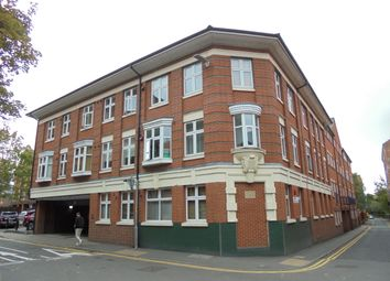 Thumbnail 2 bed flat for sale in Minster Court, Upper Brown Street, Leicester