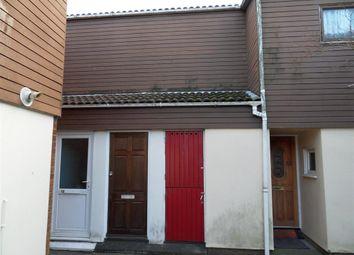 Thumbnail 1 bedroom terraced house to rent in Albany Court, Stantonbury, Milton Keynes