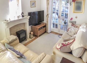 Thumbnail 1 bed town house for sale in Heron Drive, Uttoxeter