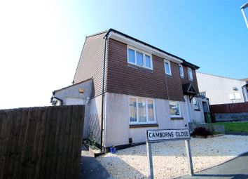 Thumbnail 1 bedroom terraced house for sale in Camborne Close, Plymouth