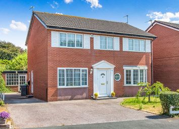 Thumbnail 4 bed detached house for sale in Cottesmore Place, Blackpool
