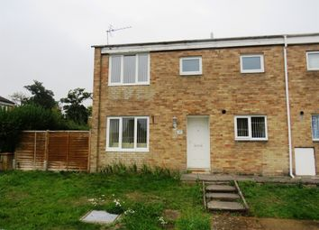Thumbnail 3 bed terraced house for sale in Rockall Close, Southampton