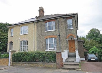 Thumbnail 3 bed flat to rent in East Churchfield Road, London