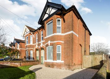 Thumbnail 4 bedroom semi-detached house for sale in Welbeck Avenue, Highfield, Southampton