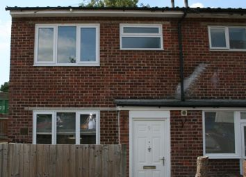 Thumbnail 3 bed terraced house to rent in Orchis Way, Romford