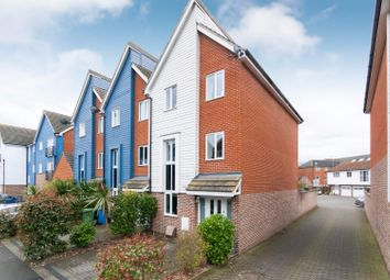 Thumbnail 3 bed end terrace house for sale in George Stewart Avenue, Faversham