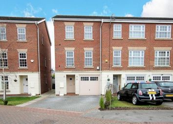 Thumbnail 3 bed town house for sale in Sargeson Road, Armthorpe, Doncaster, South Yorkshire