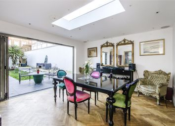 Thumbnail 5 bedroom terraced house for sale in Battersea Park Road, London