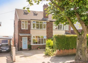 Thumbnail 3 bed semi-detached house for sale in High Storrs Crescent, Sheffield