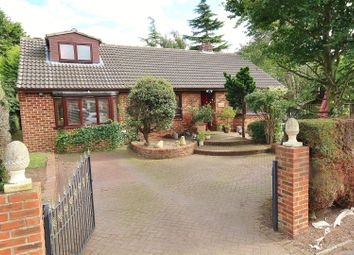 Thumbnail 4 bed detached bungalow for sale in Back Lane, Osgodby, Selby