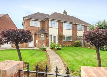Thumbnail 4 bed semi-detached house to rent in York Road, Windsor, Berkshire