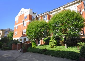Thumbnail 1 bed flat for sale in Nicholas Court, Corney Reach Way, London