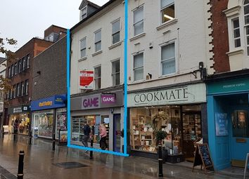 Thumbnail Retail premises for sale in Broad Street, Worcester