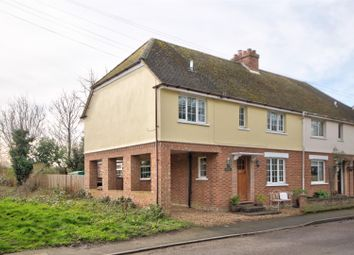 Thumbnail 5 bed semi-detached house for sale in Main Street, Witchford, Ely
