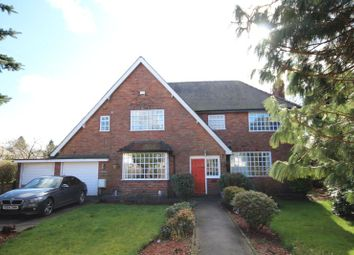 Thumbnail 5 bedroom detached house for sale in Bamford Way, Bamford, Rochdale
