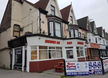Thumbnail Leisure/hospitality for sale in Brownies, 466 Anlaby Road, Hull, East Yorkshire