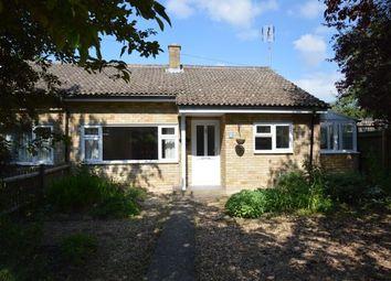 Thumbnail 1 bed semi-detached bungalow to rent in Bridge Close, Cambridge