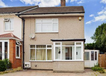 Thumbnail 2 bed end terrace house for sale in Verderers Road, Chigwell, Essex