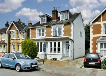 Thumbnail 3 bed semi-detached house for sale in Charman Road, Redhill